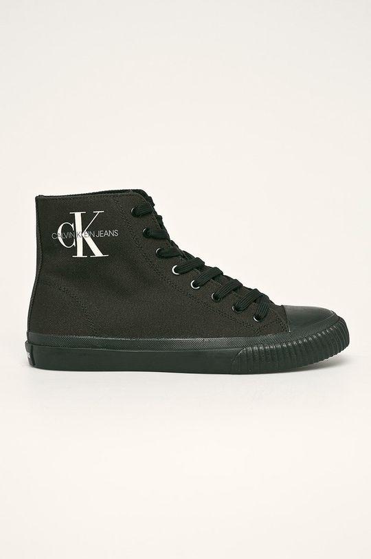 černá Calvin Klein Jeans - Kecky Pánský