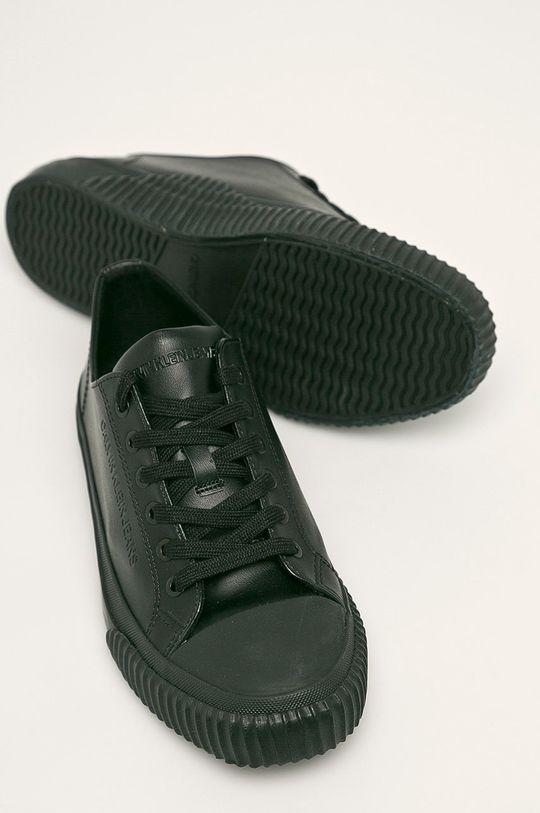 černá Calvin Klein Jeans - Tenisky