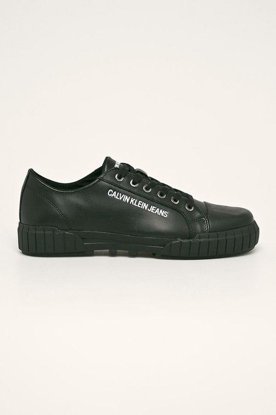 černá Calvin Klein Jeans - Tenisky Pánský