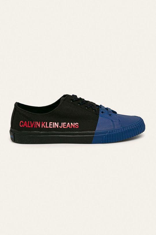 černá Calvin Klein - Boty Pánský