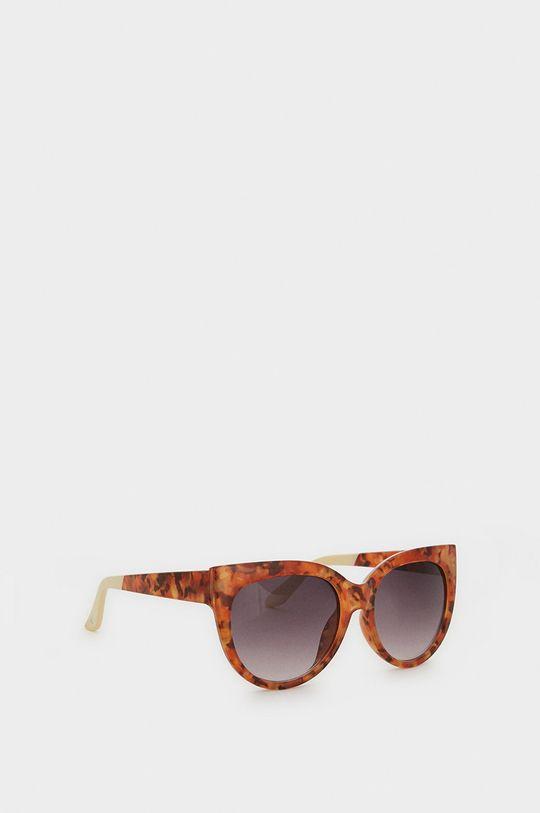 Parfois - Brýle zlatohnědá