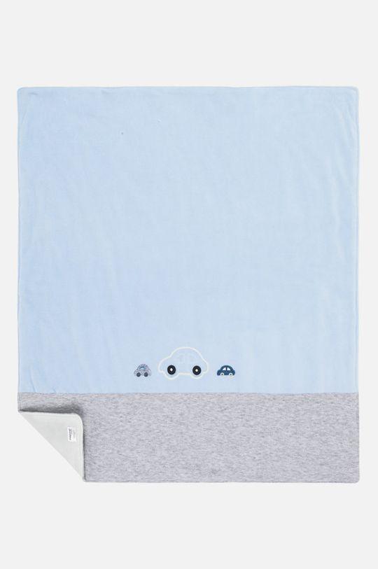 Mayoral - Detská deka  Podšívka: 100% Bavlna Výplň: 100% Polyester 1. látka: 76% Bavlna, 24% Polyester