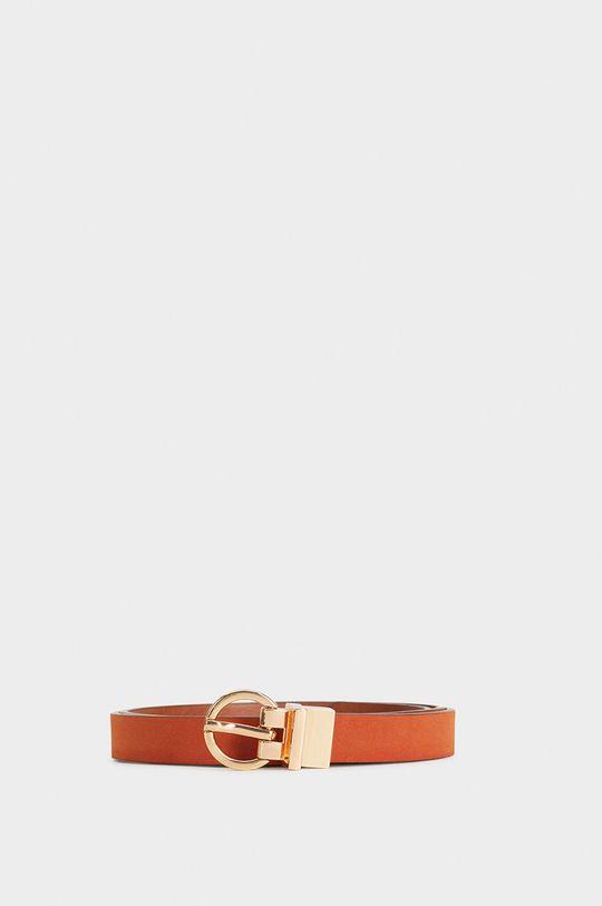 oranžová Parfois - Pásek Dámský