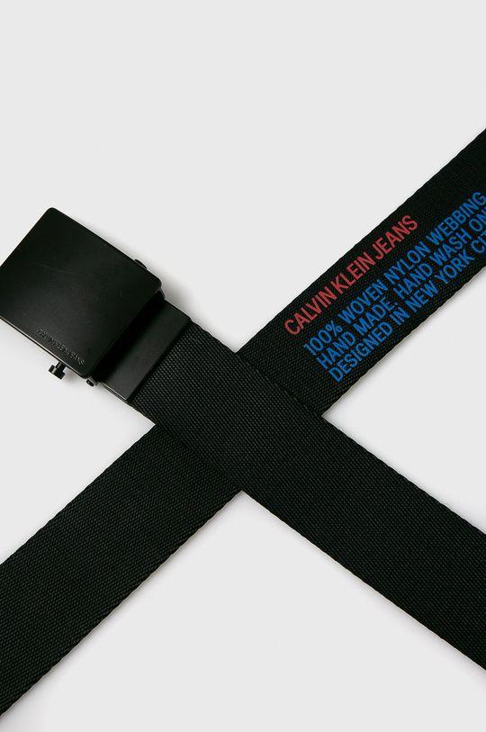 Calvin Klein Jeans - Pásek  100% Nylon