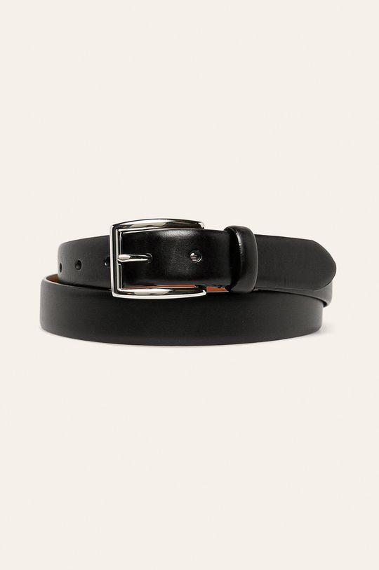 černá Polo Ralph Lauren - Kožený pásek Pánský