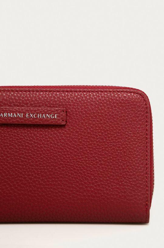 Armani Exchange - Portofel castan