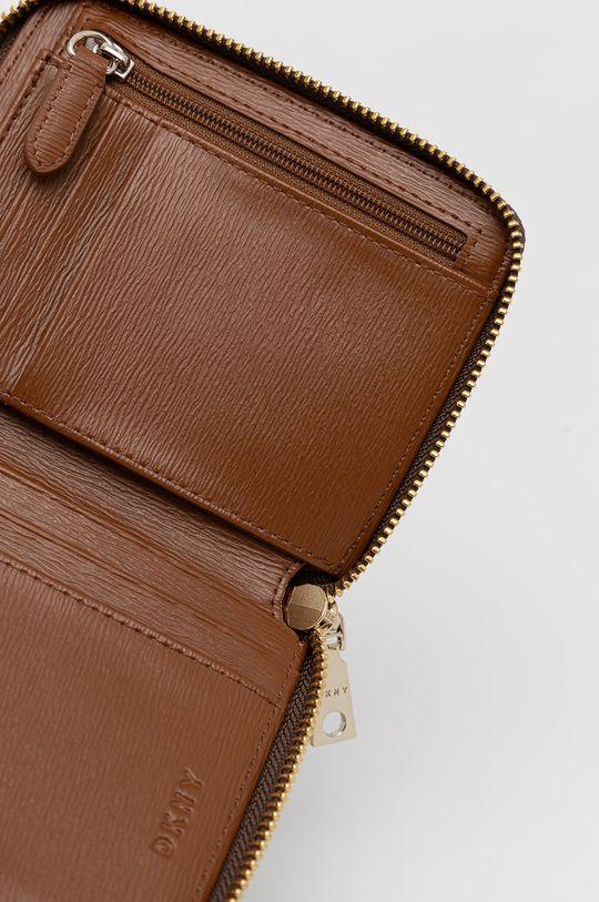 Dkny - Peněženka  Podšívka: 100% Polyester Materiál č. 1: 100% PVC Materiál č. 2: 100% Polyuretan