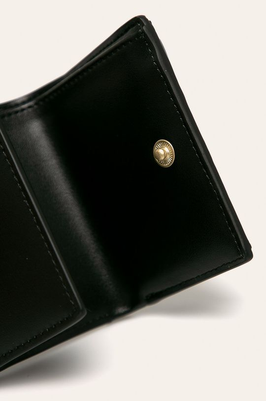 Pinko - Kožená peněženka černá
