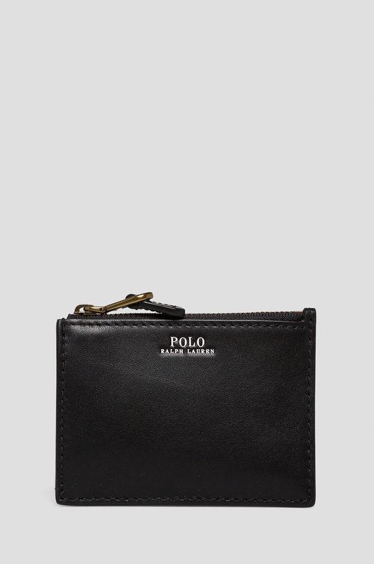 černá Polo Ralph Lauren - Kožená peněženka Dámský