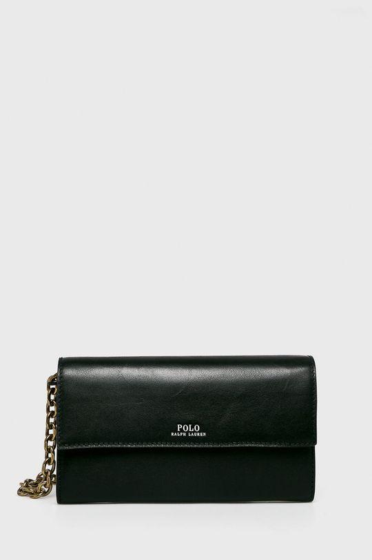 černá Polo Ralph Lauren - Peněženka Dámský