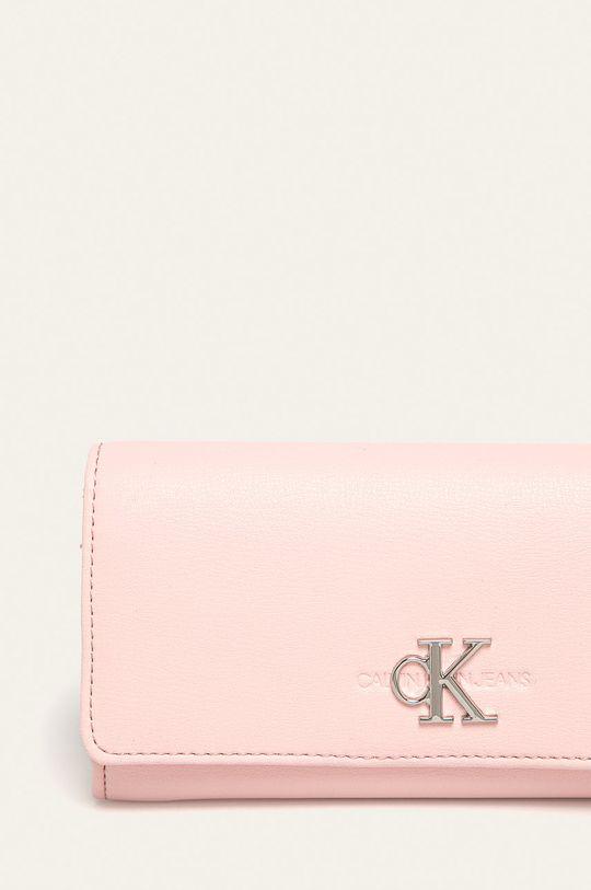 Calvin Klein Jeans - Peněženka růžová