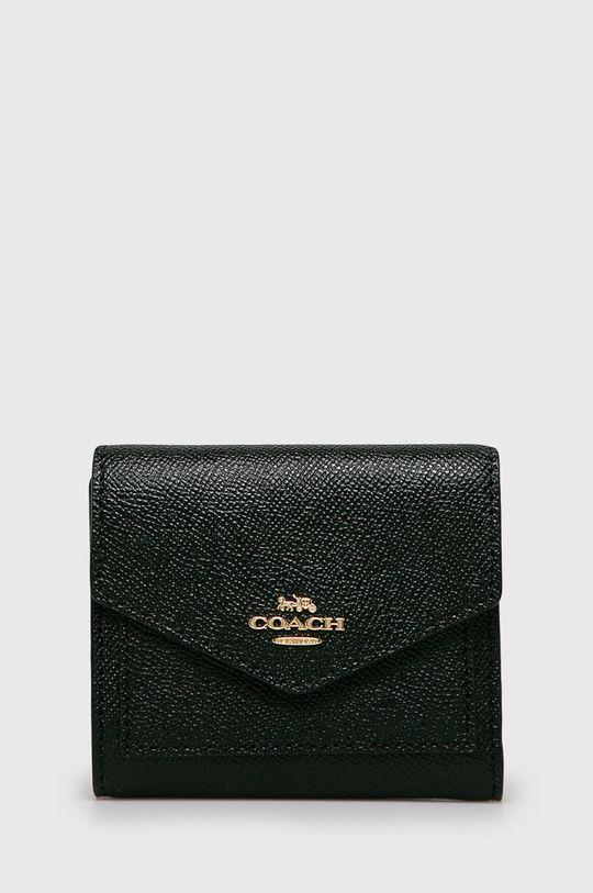 negru Coach - Portofel de piele De femei