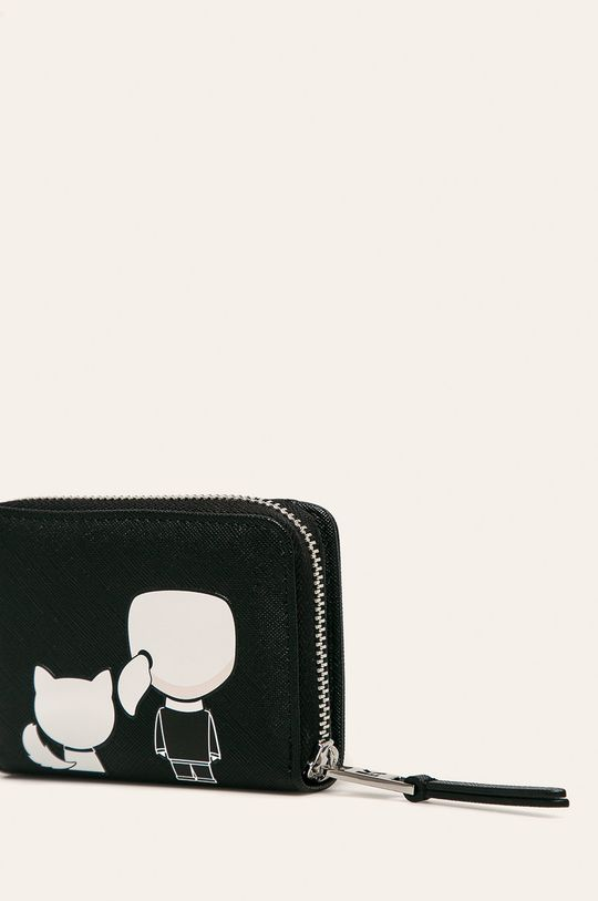 Karl Lagerfeld - Peňaženka čierna