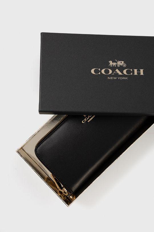 Coach - Portfel skórzany