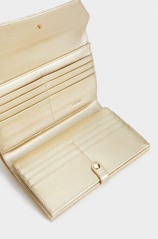 Parfois - Peněženka  Vnitřek: 25% Bavlna, 15% Polyester, 60% Polyuretan Hlavní materiál: 100% Polypropylen