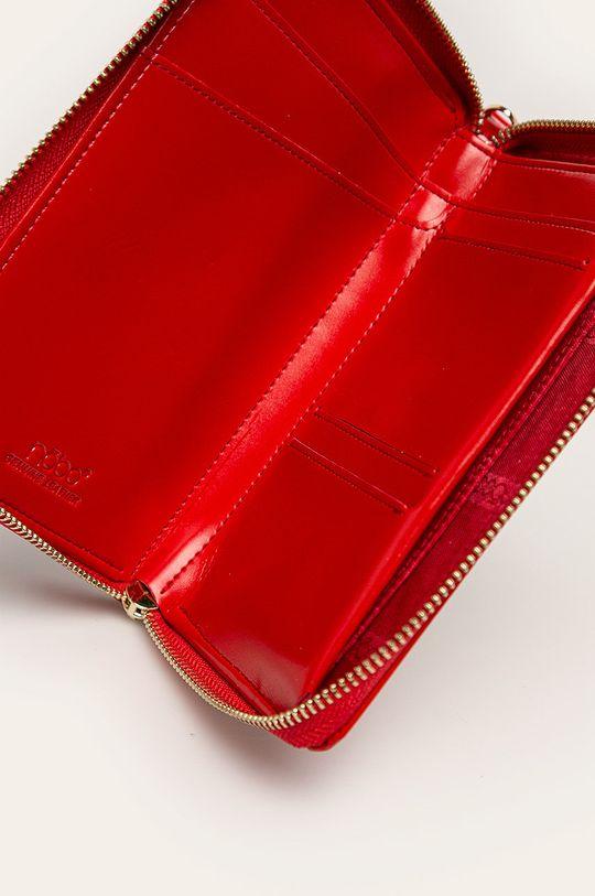 Nobo - Kožená peňaženka červená