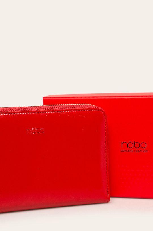 červená Nobo - Kožená peňaženka