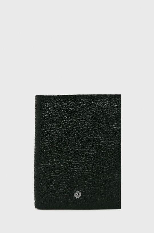 černá Joop! - Kožená peněženka Pánský