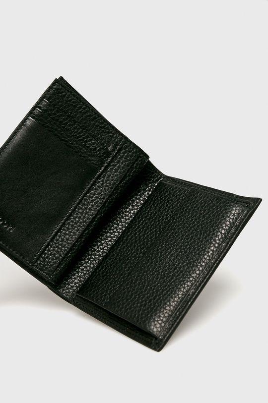 černá Joop! - Kožená peněženka