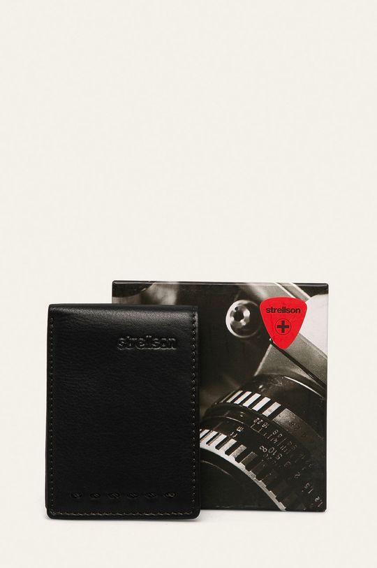 Strellson - Kožená peněženka Pánský