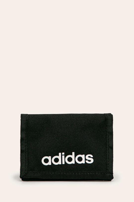 negru adidas - Portofel De bărbați