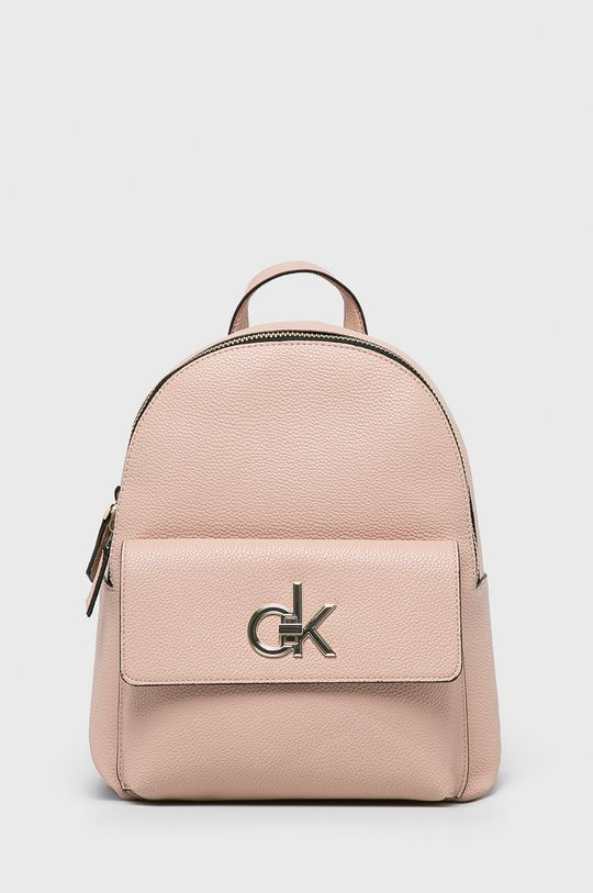pastelově růžová Calvin Klein - Batoh Dámský