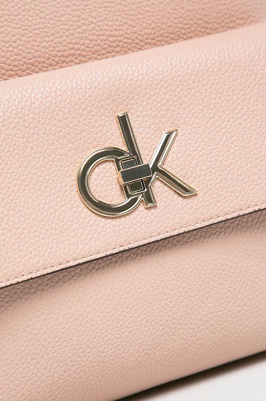 Calvin Klein - Batoh pastelově růžová