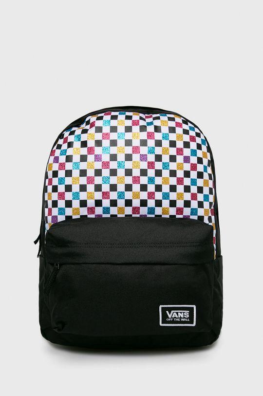 czarny Vans - Plecak Damski