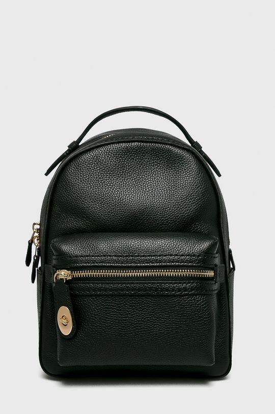 negru Coach - Ghiozdan de piele De femei