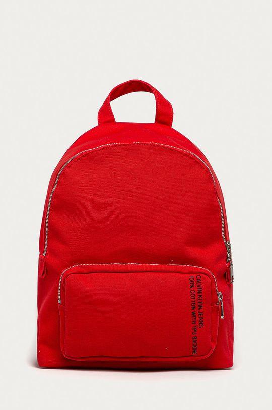 červená Calvin Klein Jeans - Ruksak Dámsky