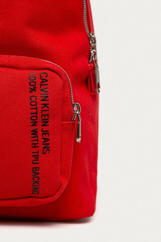 červená Calvin Klein Jeans - Ruksak