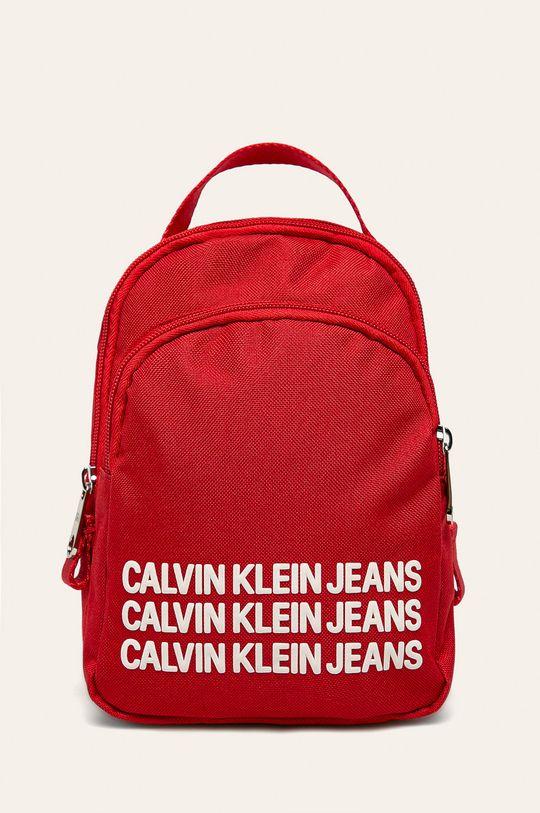 rosu Calvin Klein Jeans - Ghiozdan copii De fete