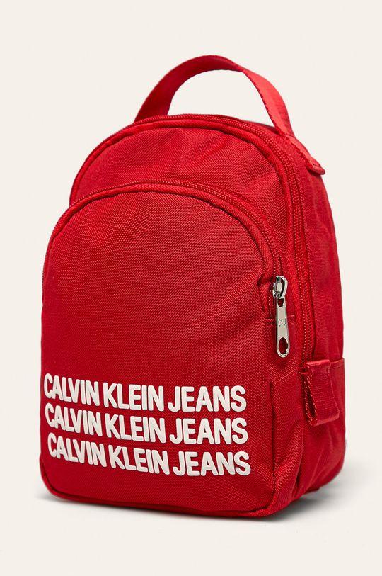 Calvin Klein Jeans - Ghiozdan copii 100% Poliester
