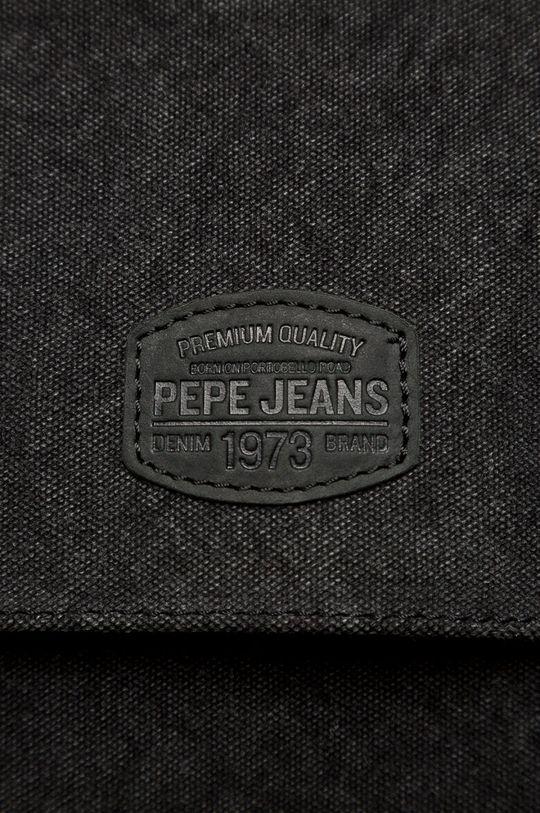 Pepe Jeans - Batoh grafitová