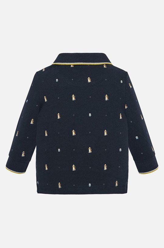 Mayoral - Detské tričko s dlhým rukávom 74 - 98 cm tmavomodrá