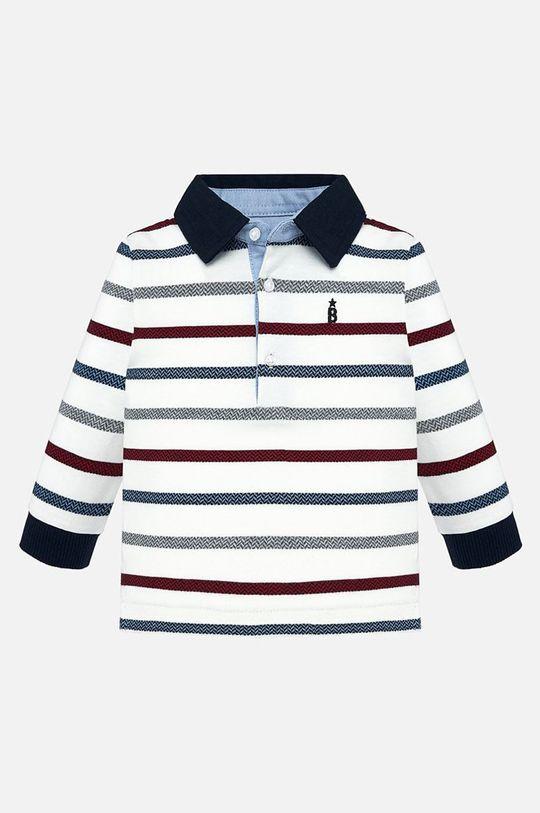 бял Mayoral - Детска блуза с дълги ръкави 68-92 cm Момче