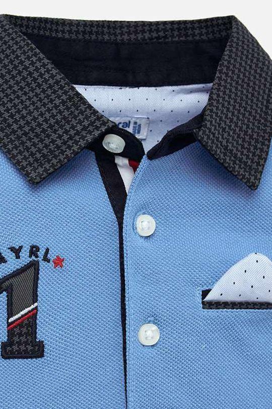 Mayoral - Детска блуза с дълги ръкави 74-98 cm  98% Памук, 2% Еластан