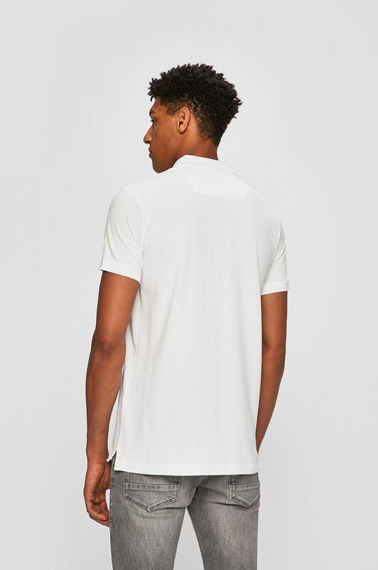 bílá Diesel - Polo tričko