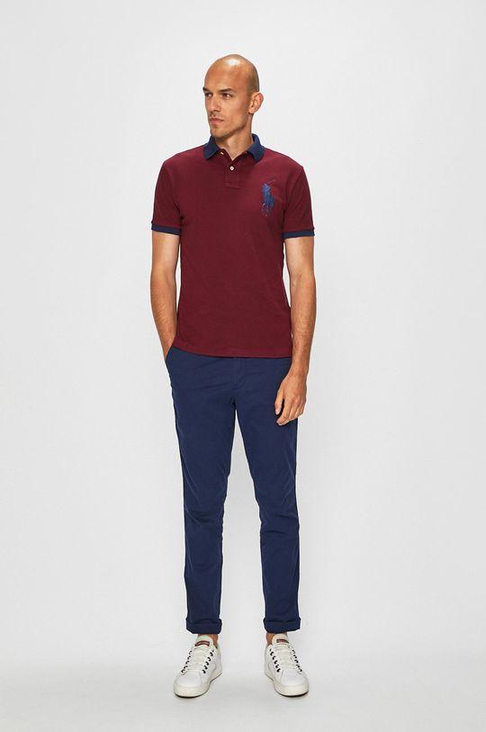 Polo Ralph Lauren - Polo tričko kaštanová
