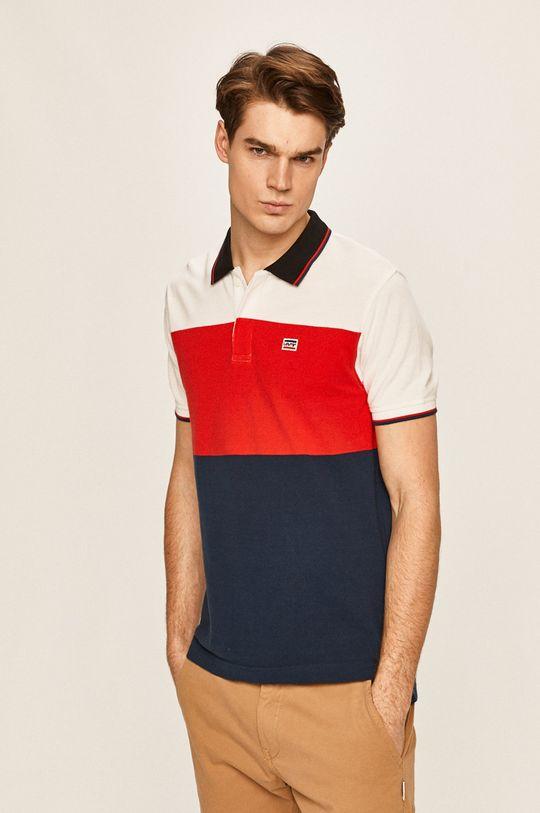 viacfarebná Levi's - Pánske polo tričko Pánsky