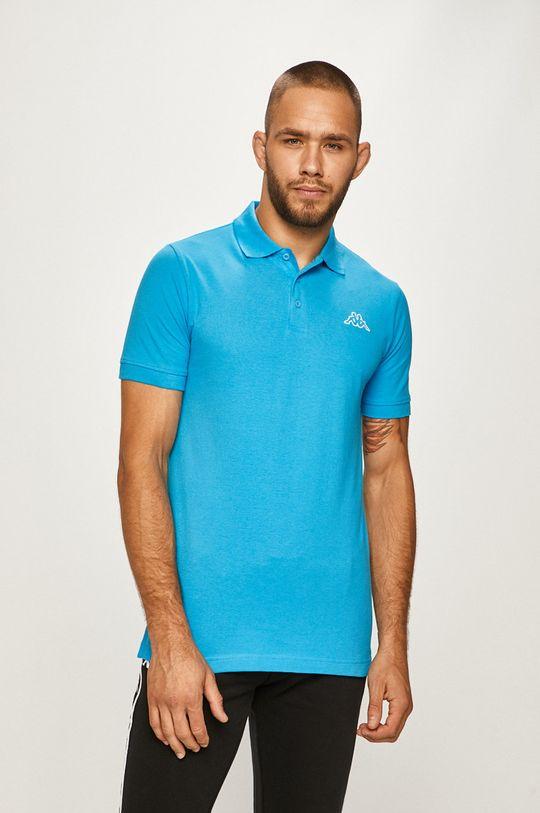 modrá Kappa - Polo tričko Pánský