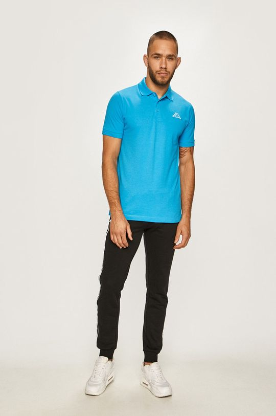Kappa - Polo tričko modrá
