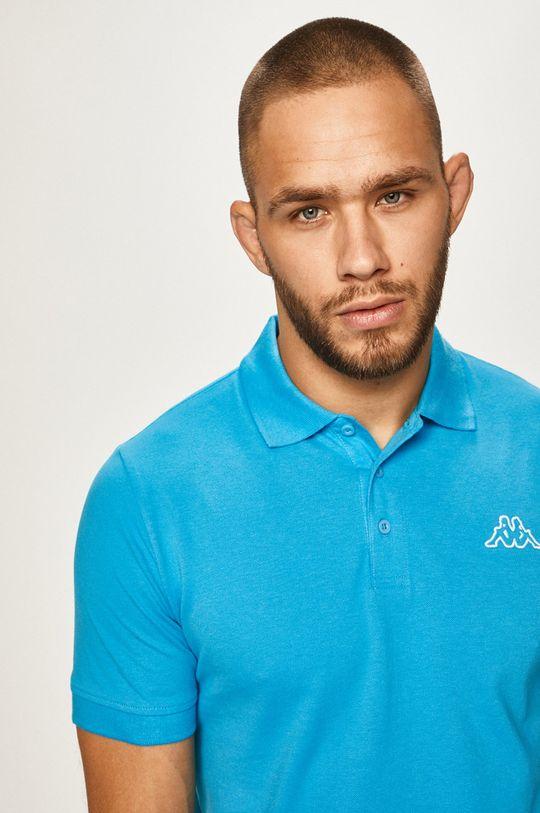 modrá Kappa - Polo tričko