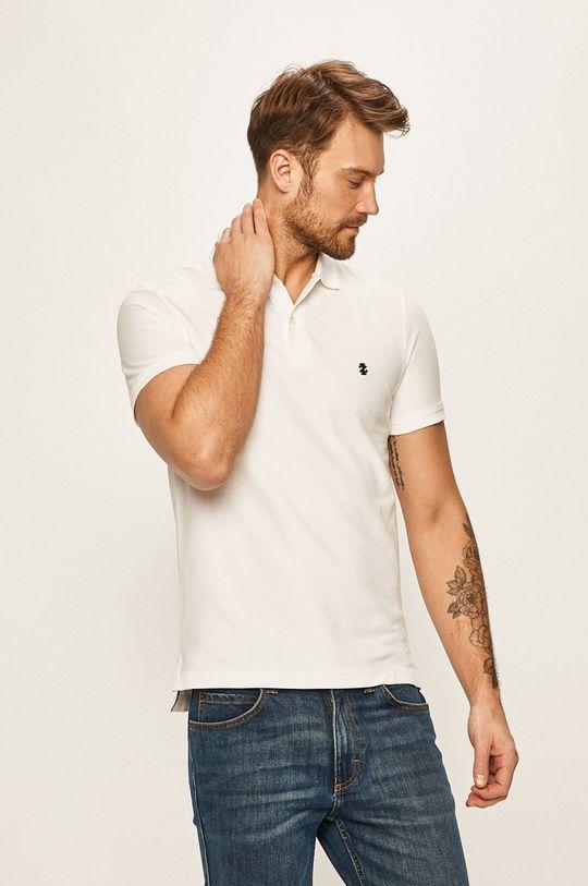 alb Izod - Tricou Polo De bărbați