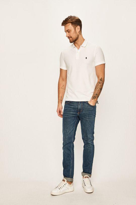 Izod - Tricou Polo alb