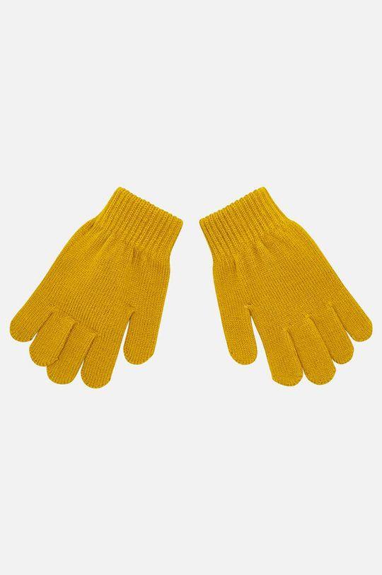 jantárová Mayoral - Detské rukavice 104-166 cm Chlapčenský