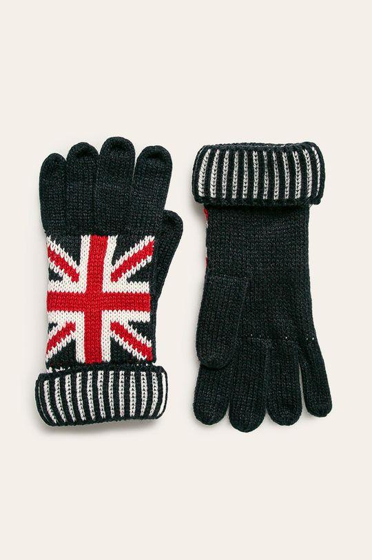 viacfarebná Pepe Jeans - Detské rukavice Iker Chlapčenský