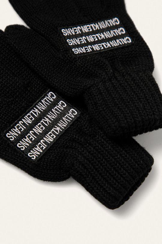Calvin Klein Jeans - Manusi copii negru