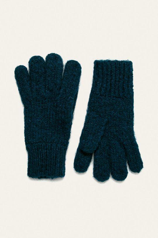 modrá Pepe Jeans - Rukavice Pol Dámsky