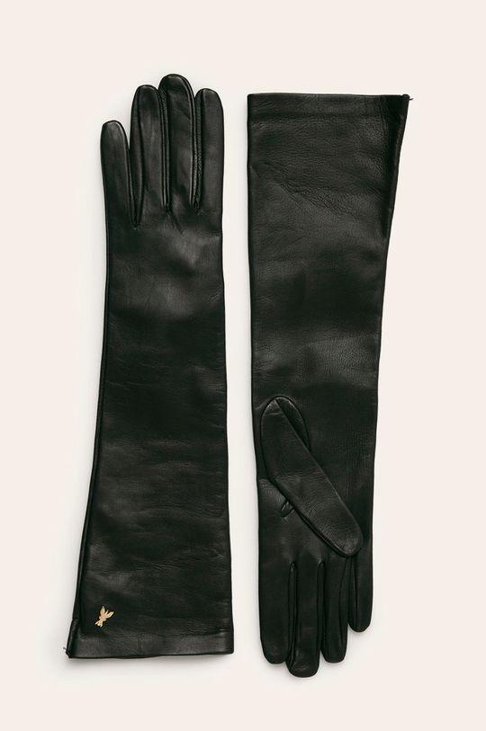 черен Patrizia Pepe - Ръкавици Guanti Жіночий